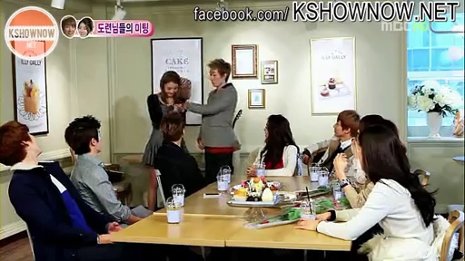 Kang so ra and leeteuk dating